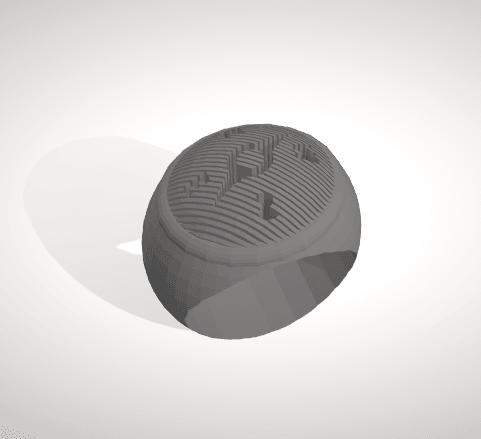 navring.png Download STL file Navigator Ring • 3D printer template, excupid