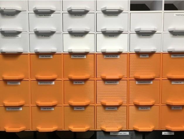 54578611656798245210940077c32ced_preview_featured-11.jpg Télécharger fichier STL gratuit Support de système de stockage multi-box • Modèle pour imprimante 3D, vmi