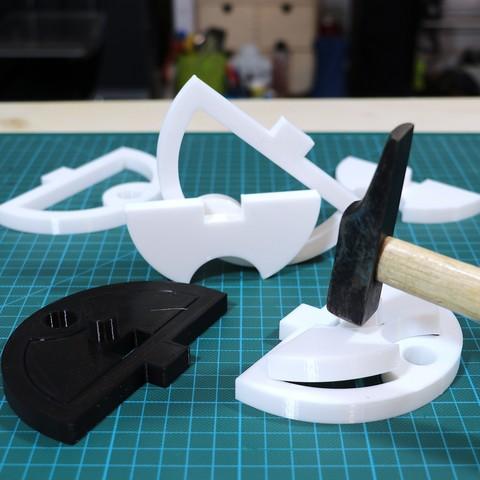 Download free 3D print files Tolerance test 0.15 - 0.2 - 0.25 mm, govaju