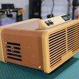 Free stl file Retro Air Cooler - Retro Air Cooler, govaju