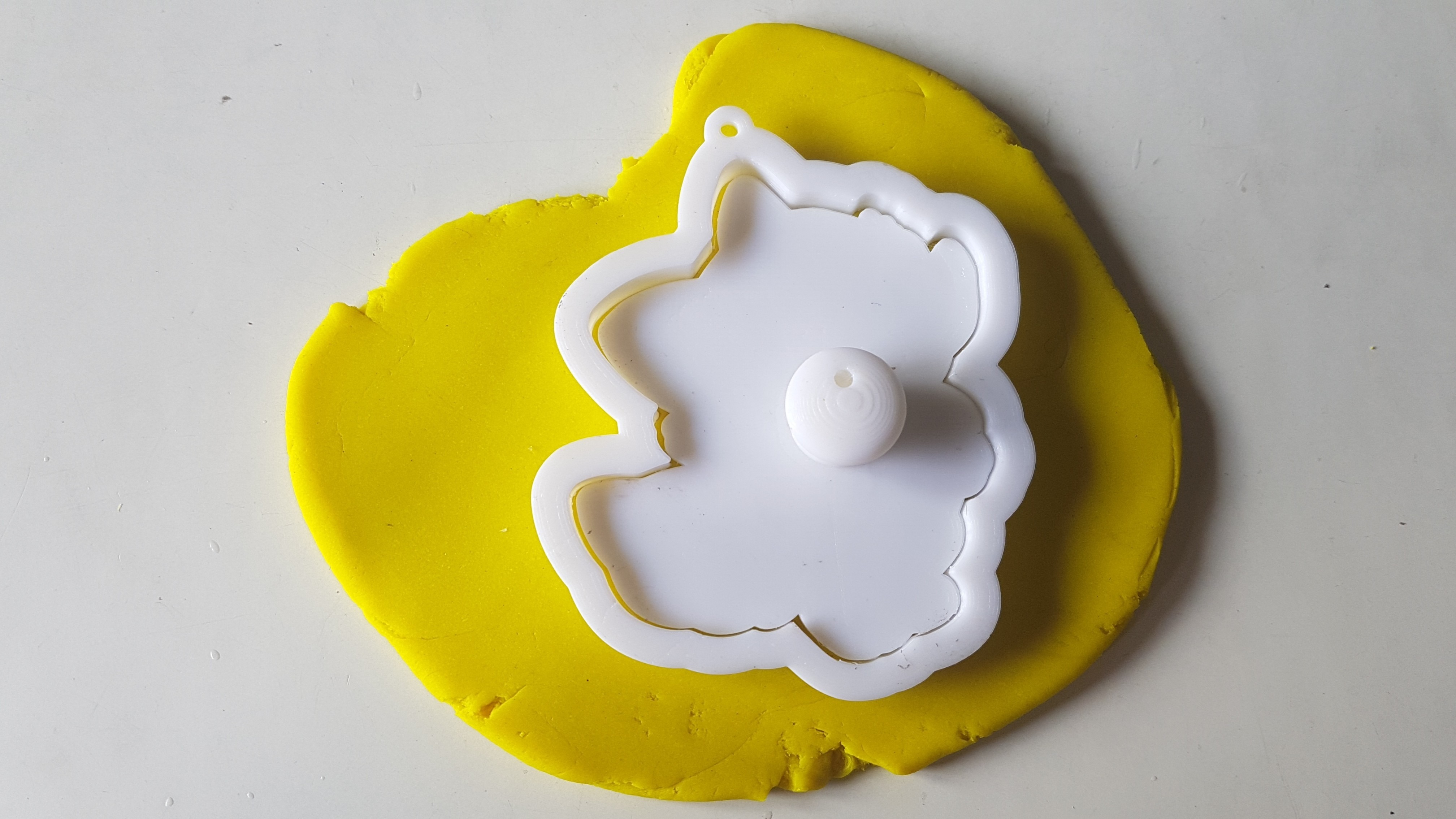 20180829_142056.jpg Download STL file Lady fox cookie cutter • 3D print model, 3dfactory