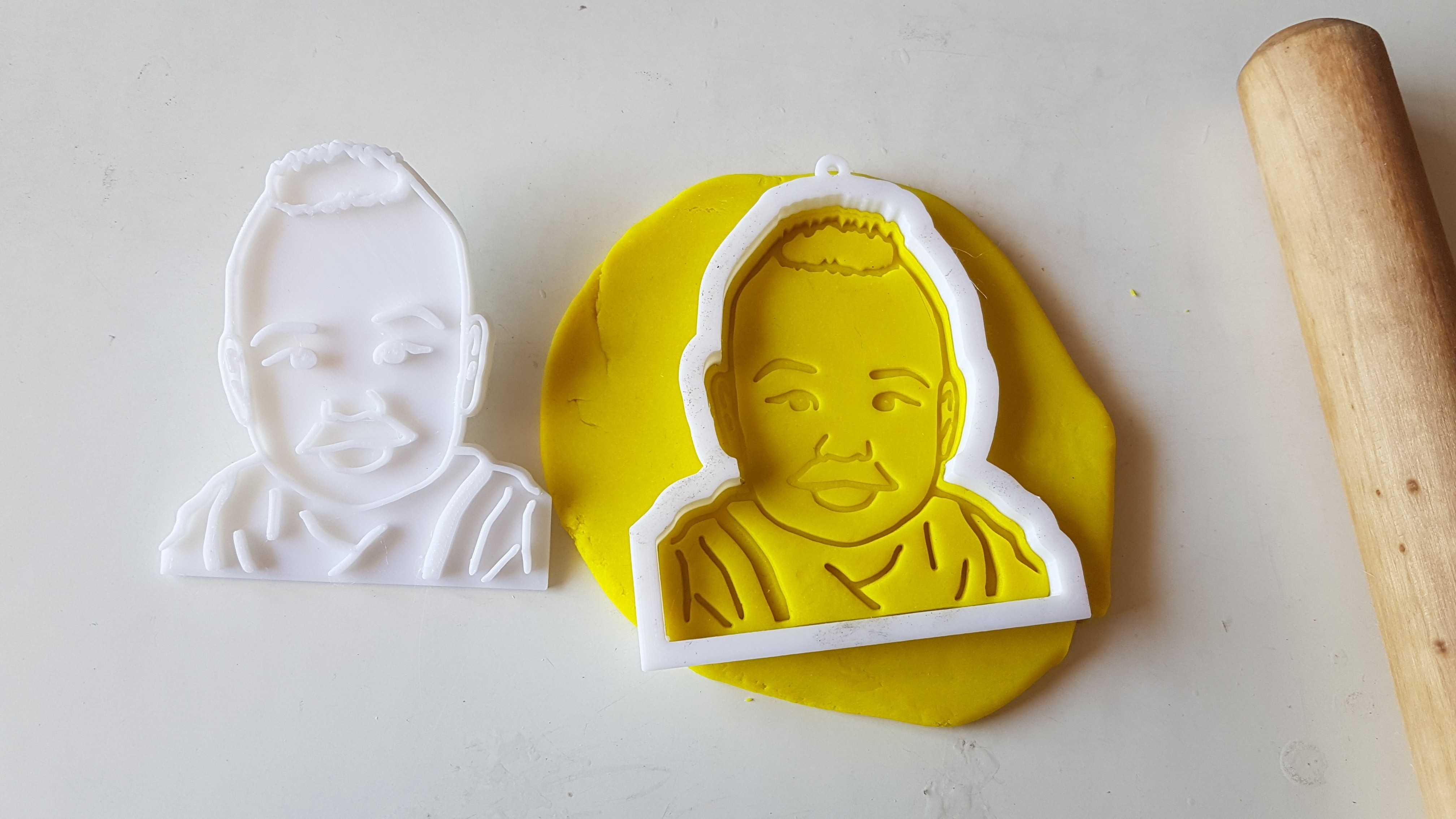 20180828_132551.jpg Download STL file Customize your cookie cutter • Object to 3D print, 3dfactory