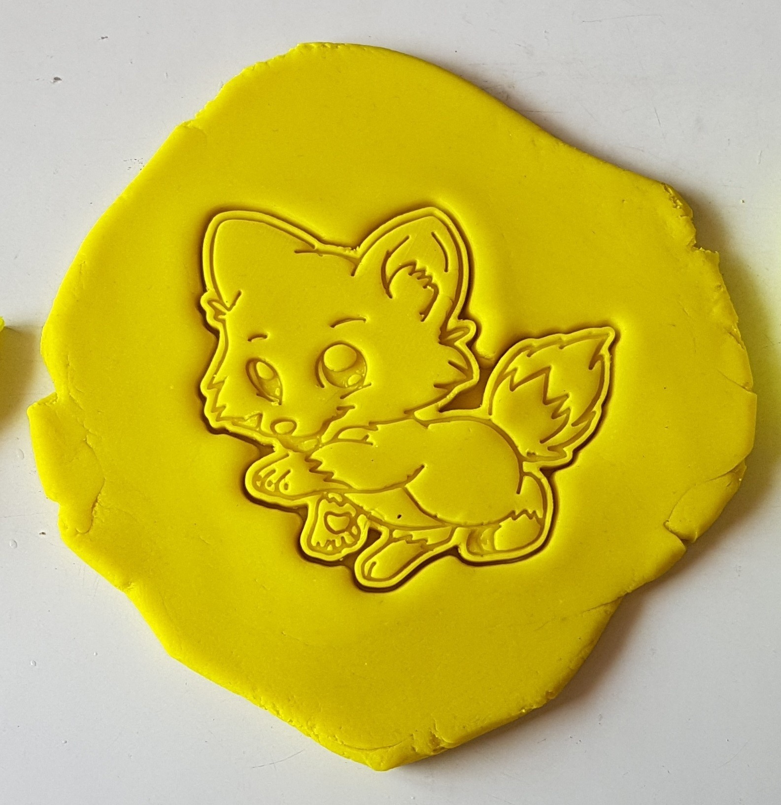 3.jpg Download STL file Cute Fox Cookie Cutter • 3D printer template, 3dfactory
