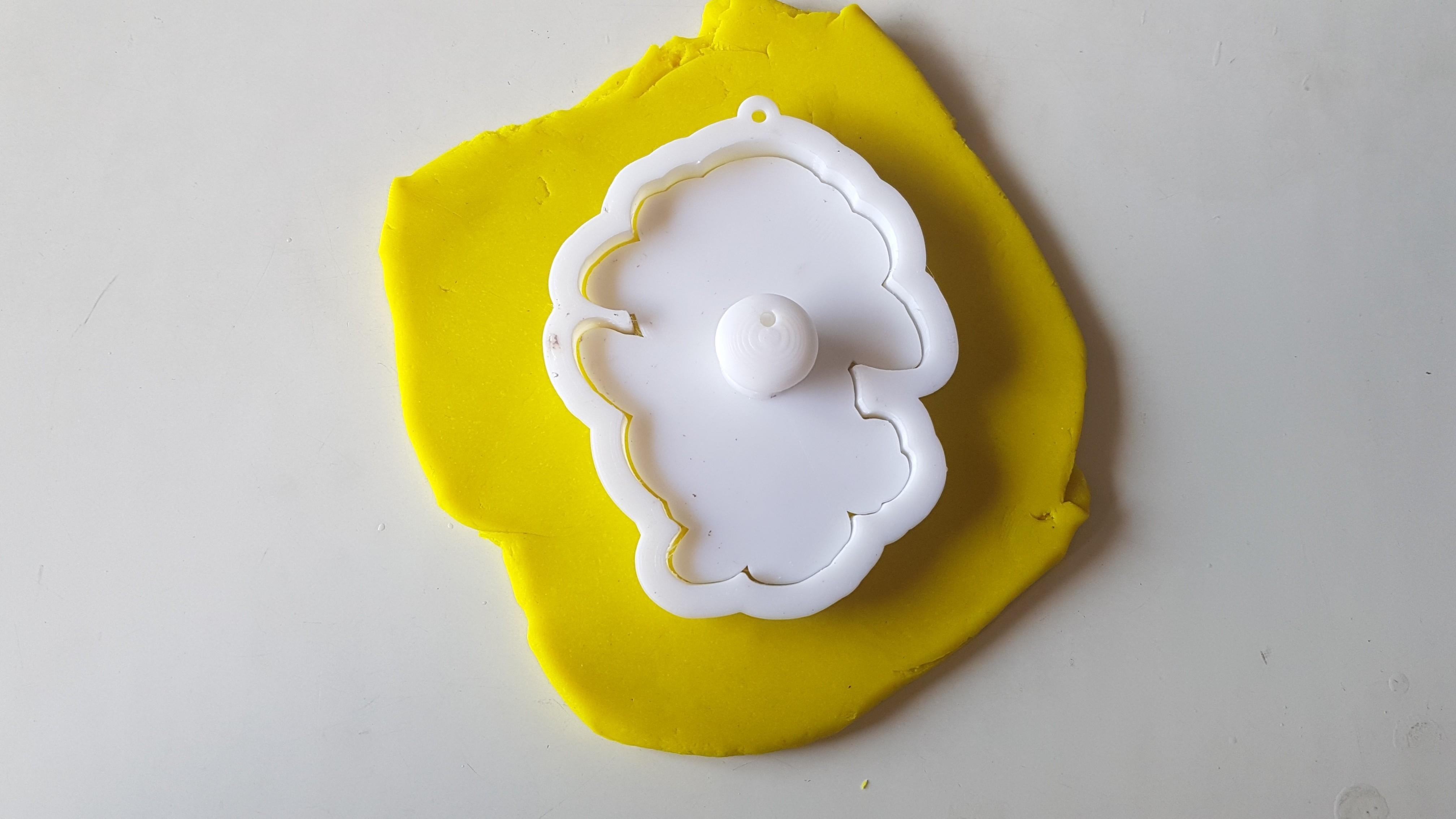 20180829_141307.jpg Download STL file Baby sheep cookie cutter • 3D printable design, 3dfactory