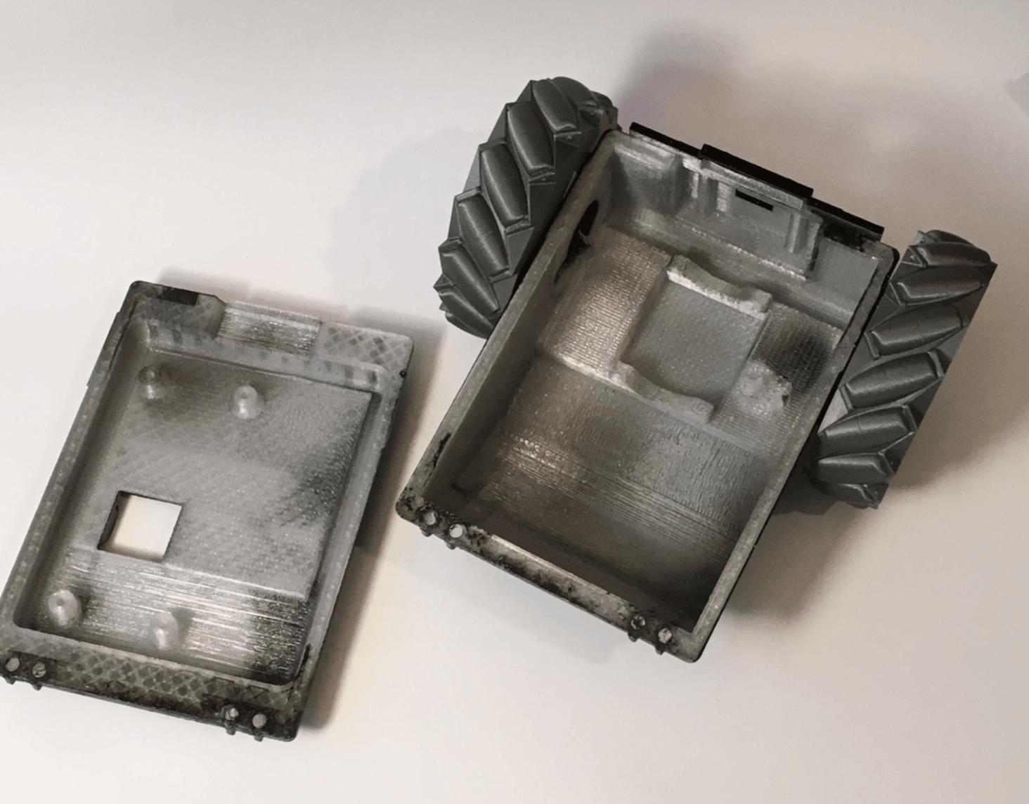Capture d'écran 2018-04-25 à 09.48.18.png Download free STL file Twitch Drone Chassis for ZeroBot • 3D printable template, MaxMKA