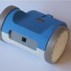 Free 3D printer designs ZeroBot - Raspberry Pi Zero FPV Robot, MaxMKA