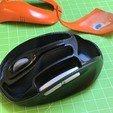 Télécharger fichier imprimante 3D gratuit Azuro Computer Mouse, MaxMKA