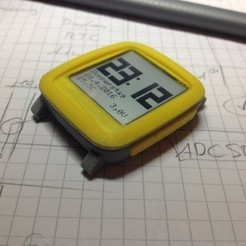 Download free 3D printer templates Chronio - 3D printed watch, MaxMKA