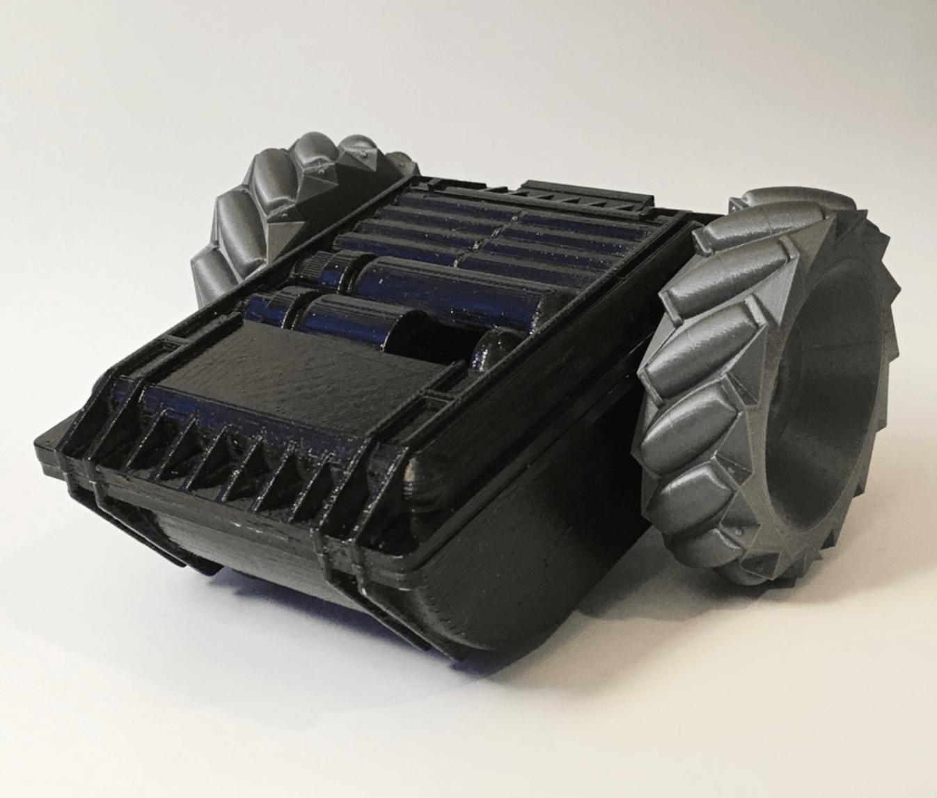 Capture d'écran 2018-04-25 à 09.48.14.png Download free STL file Twitch Drone Chassis for ZeroBot • 3D printable template, MaxMKA