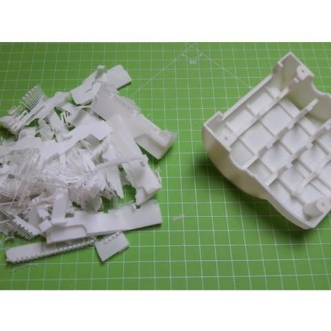 626c2c0c3349e21eee829b261036e66a_preview_featured.jpg Télécharger fichier STL gratuit ZeroBot - Raspberry Pi Zero FPV Robot • Design à imprimer en 3D, MaxMKA