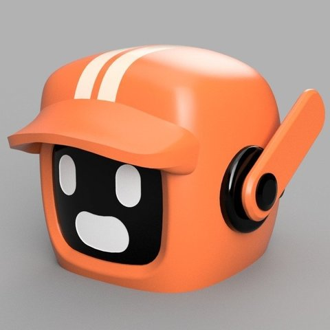 Free 3D print files LDR Little Robot, MaxMKA
