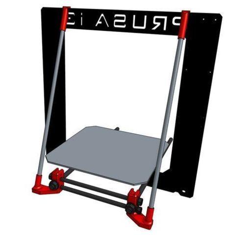 Free 3D file Prusa i3 frame reinforcement, MaxMKA