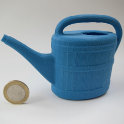 Free Watering Can STL file, MaxMKA