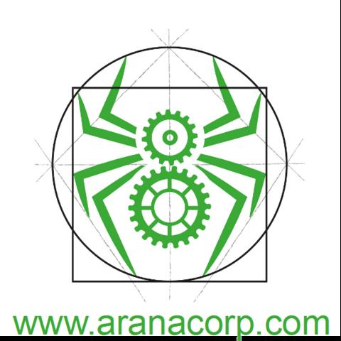 logo-website.png Download free STL file Rovy mobile robot for Geared Motor 6v • 3D printable object, AranaCorp