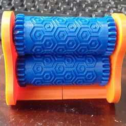 Download 3D printing models The Business Card Embosser System, 3Dimension