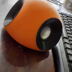 Download STL files Bluetooth Speaker, 3Dimension