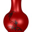 Bottle_bamboo.PNG Download free STL file Bottle_Bamboo • 3D print design, Jacksonguo