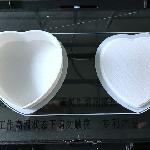 IMG_8085.JPG Télécharger fichier STL gratuit boîte en forme de coeur avec couvercle • Design pour imprimante 3D, 20524483