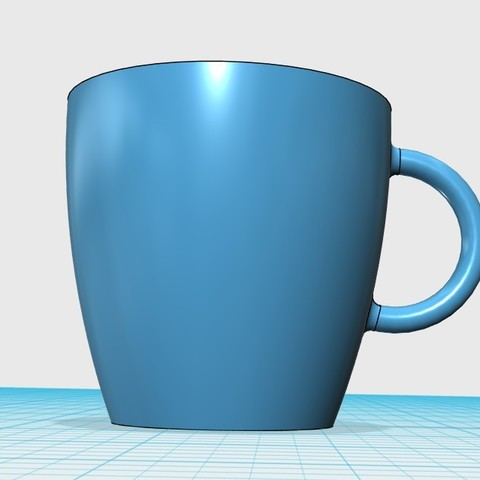 snap0082.jpg Download free STL file Cup • 3D printer object, 20524483