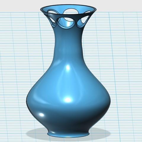 对齐6.jpg Télécharger fichier STL gratuit vase • Objet à imprimer en 3D, 20524483