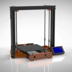 Télécharger fichier 3D Upgrade Black Evo pour Dagoma Ultimate et Discoeasy 200, tonykaige00