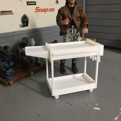 Download 3D model Small garage maid 1/10, RCGANG93