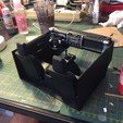Download STL file Interior of toyota FJ CRUISER (HPI venture) • Design to 3D print, RCGANG93