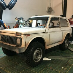 IMG_3050.JPG Download STL file Accessories for LADA NIVA • Object to 3D print, RCGANG93
