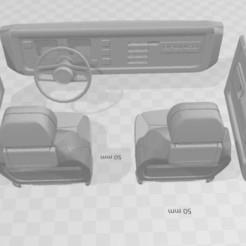 Capture 1.JPG Télécharger fichier 3MF Intérieur FORD BRONCO vintage 1/10  • Plan à imprimer en 3D, RCGANG93