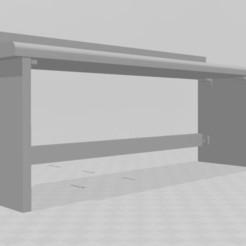 Capture 2.JPG Télécharger fichier STL Établi  pour garage 1/10 ou diorama • Design à imprimer en 3D, RCGANG93