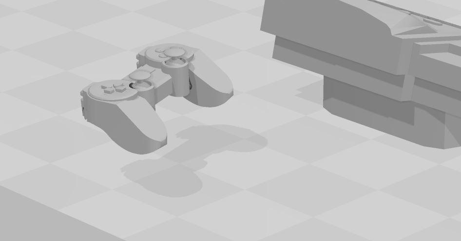 Capture 4.JPG Download free STL file Telephone +ps4 • 3D printer design, RCGANG93
