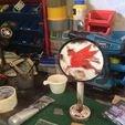Télécharger fichier STL gratuit Panneau MOBILE vintage garage 1/10 • Design imprimable en 3D, RCGANG93