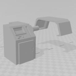 Download 3D printer designs Balancer for diorama or garage 1/10, RCGANG93
