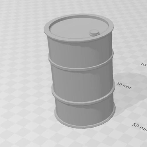 Capture 4.JPG Download free STL file Accessory 1/10 for RC /Diorama • 3D print design, RCGANG93
