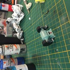 Download 3D printer model Grinder / sharpener, RCGANG93