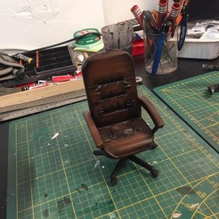Download 3D print files Office chair 1/10, RCGANG93