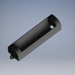 Descargar modelos 3D para imprimir Soporte de batería 18650, hejipalanski