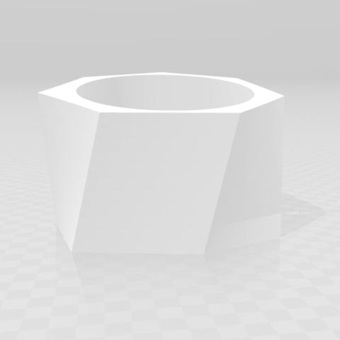 Free 3D printer file Flower pot, jonasgodevin