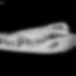 Télécharger fichier STL gratuit Crocodylus moreletii, crâne de Crocodile de Morelet, MadScientist3D