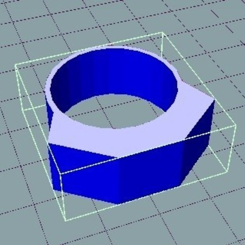Free 3D printer model BLERIOT ENGINE CRANKCASE, charlescotte