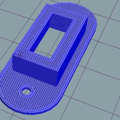 Download free 3D printer designs MPX SOCKET SUPPORT, charlescotte