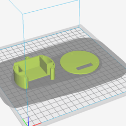 Download free 3D printer files RIGHT SERVO SUPPORT, charlescotte