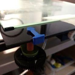 IMG_20180730_185444039.jpg Télécharger fichier STL gratuit Tevo Tornado bloc vis - bloc à vis • Plan pour imprimante 3D, xmankro