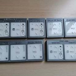 Download free STL files Somfy IO radio control transformation, xmankro