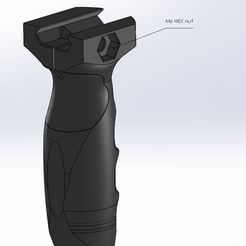 Capture 4.JPG Télécharger fichier GCODE Why this airsoft grip is more resistant ? • Design pour imprimante 3D, antoinee10