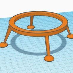 photo.JPG Télécharger fichier STL gratuit socle 4 pieds  • Objet à imprimer en 3D, polaris242