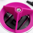 Free 3D printer designs Taranis Q X7, Q X7S Gimbal Protectors/Guards, BananaScience