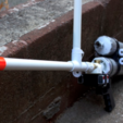 Download free STL file Full/Semi Auto Mini Marshmallow Gun - Compressed Air - 1 Week Classroom Project, BananaScience
