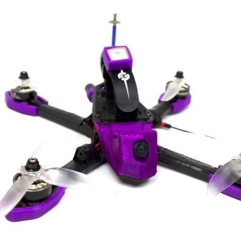 Free 3D model xLabs Steez Upgrade Kit: Arm Protectors, GPS Mount, Soft Mount Pads, BananaScience