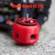 Capture d'écran 2018-03-02 à 12.36.36.png Download free STL file 11XX Motor Guards & Soft Mounts • 3D printable template, BananaScience